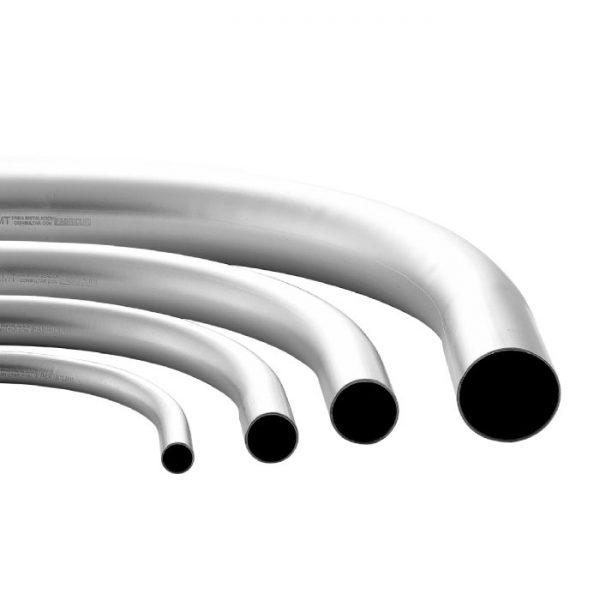 Curvas EMT-Tubería Metálica de Acero